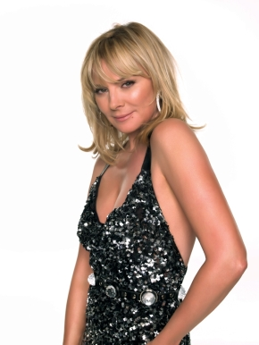 Samantha Jones (played by Kim Catrall) - Sex and the City
