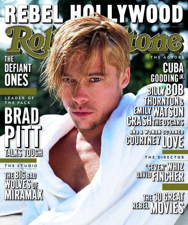 Brad in 1997
