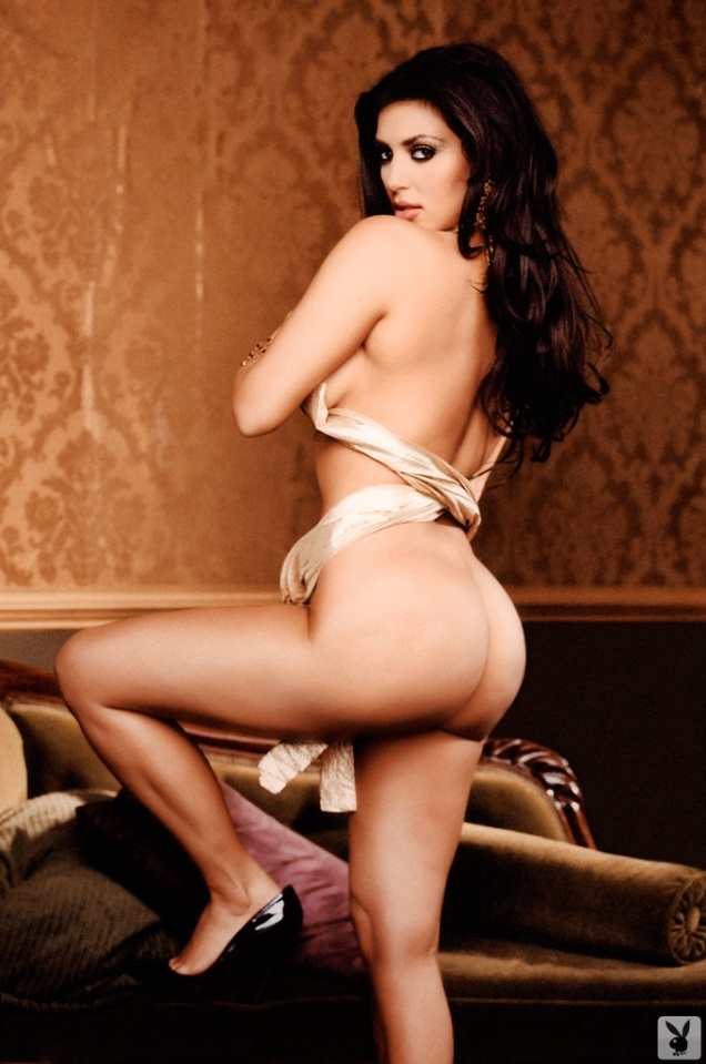 Kim Kardashian Nude Magazine