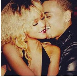 Super Rihanna Ft Chris Brown Birthday Cake Remix Hi Mom Its Me Personalised Birthday Cards Veneteletsinfo